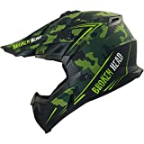 Broken Head Squadron Rebelution - Motorrad-Helm Für MX, Motocross, Sumo - Der Szene Marken-Helm -...