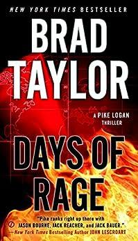 Days of Rage (Pike Logan Thriller) von [Taylor, Brad]