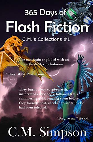 365 Days of Flash Fiction (C.M.s Collections Book 1) (English ...