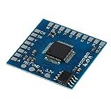 perfk 1pc Ersatz IC Mod Chip Maschine Modbo 4.0 1.93 für Konsole Ps2 - Blau
