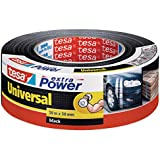 Tesa 56389-00001-05 extra Power Universal Ruban adhésif Noir