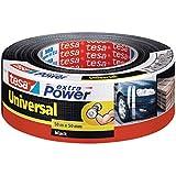 tesa Reparaturband extra Power Universal, schwarz,