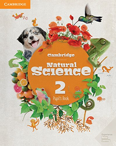 Cambridge Natural Science Level 2 Pupil's Book (Natural Science Primary) por Estrella Alarcón