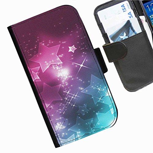Hairyworm- Universum Seiten Leder-Schützhülle für das Handy Blackberry 9720