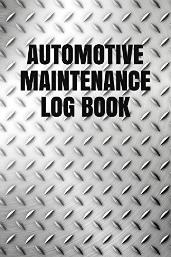 Automotive Maintenance Log Book (Tool Steering Wheel Alignment)