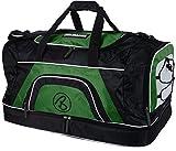 Brubaker 'Medium Base' Sporttasche 52 L mit großem Nassfach als Bodenfach + Schuhfach -...