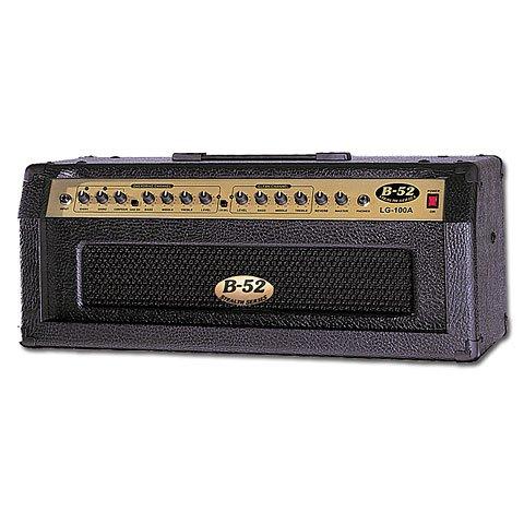 B-52 LG-100A · Topteil E-Gitarre