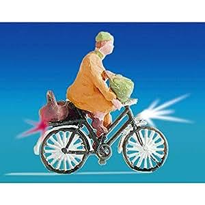Noch - 17570 - Modélisme Ferroviaire - Figurine - Cycliste