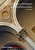 Le Langage classique de l'architecture