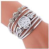 Montre Femmes,zycShang Mesdames bracelet diamant cercle montre