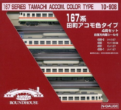cato-167-systme-tamachi-akomo-type-de-couleur-10-908-kato-jauge-chemin-de-fer-modle-de-n