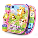 Best VTech Toddlers Toys - VTech Musical Rhymes Book - Pink - Online Review