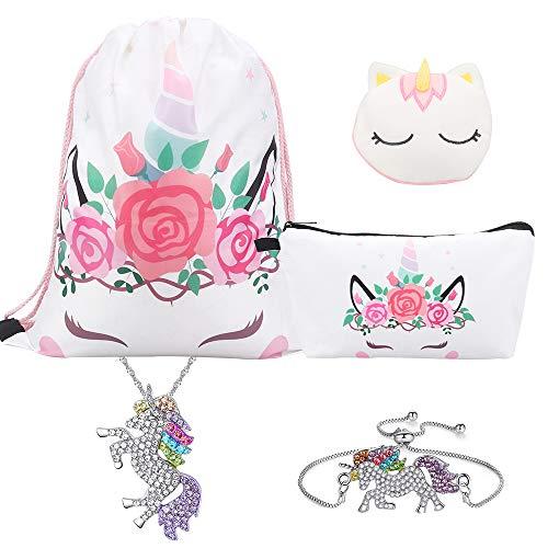 Lingpeng Unicorn Gifts For Girls 5 Pack - Unicorn