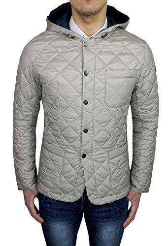 Giubbotto piumino uomo Colmar Original beige casual giacca soprabito (48)