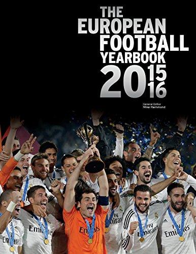 Zoom IMG-1 the european football yearbook 2015