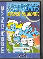 Schtroumpfs Autour Du Monde [Megadrive FR]