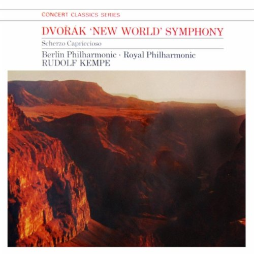 The New World: Symphony No. 9 in E Minor, Op. 95, First Movement: Adagio / Second Movement: Largo / Third Movement: Scherzo