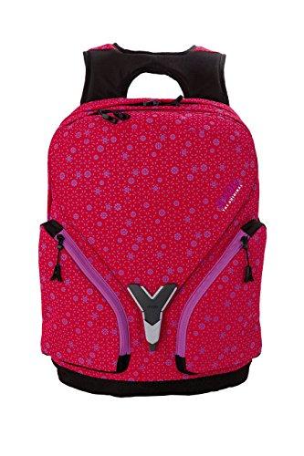 4YOU Kinder-Rucksack Igrec Multifunktionsrucksack Pink (Girls Minimals) 11440011700