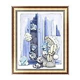 kalttoy Elefant 5D Diamant Stickerei Gemälde Strass Kreuzstich Dekoration Craft