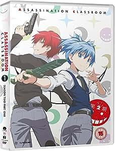 Assassination Classroom Season 2 Part 1 - DVD