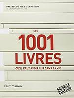 Les 1001 livres qu'il faut avoir lus dans sa vie de Peter Boxall