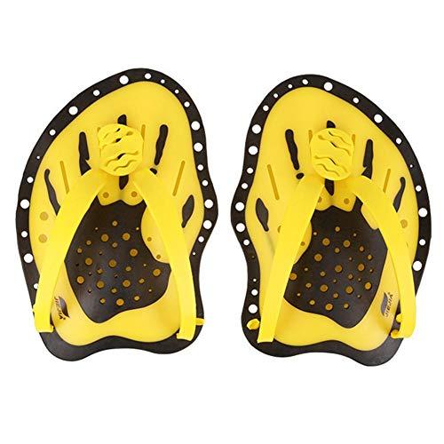 Class-Z Swim Paddle Hand Paddel für Trainng Schwimmen Anfänger Erwachsene Kinder, Unisex Schwimm Wettkampf Trainingshilfe Hand Paddle Vortex