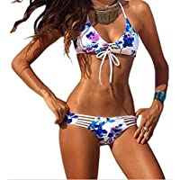 SunIfSnow Bikini -  Costume due pezzi  - Basic - Senza maniche  - ragazza