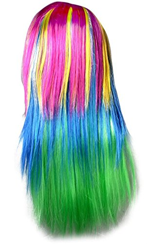 Madcaps The Party Shop Punk Long Hair Wig