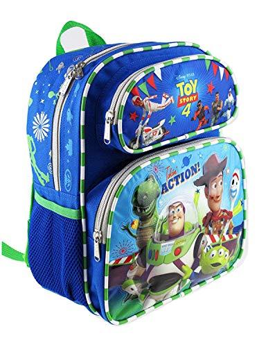 Disney Toy Story 4 Kinder-Rucksack, 30,5 cm, kleine Kleinkindtasche - Taking Action-17090