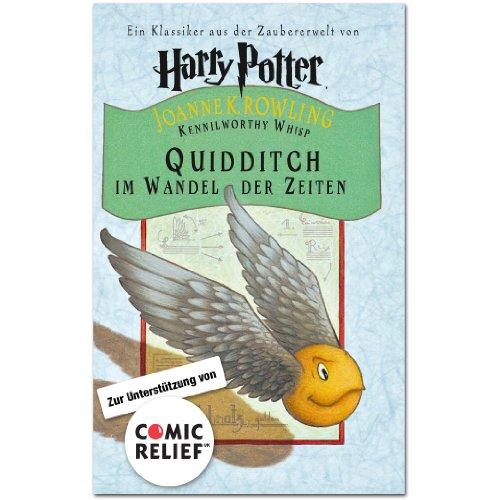 Buchseite und Rezensionen zu 'Quidditch im Wandel der Zeiten' von J.K. Rowling