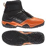 adidas Terrex Hydro_Pro, Zapatos de High Rise Senderismo para Hombre, Negro Cblack/Grefiv, 37 1/3 EU