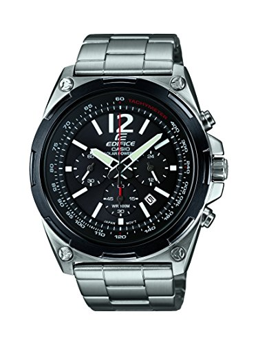 Casio Men's Edifice Analogue Quartz Watch with Stainless Steel Bracelet EFR-545SBDB-1BVER