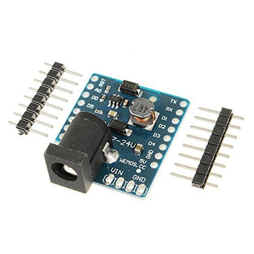 LaDicha Dc Power Shield V1.0.0 Für Wemos D1 Mini Radio-v1