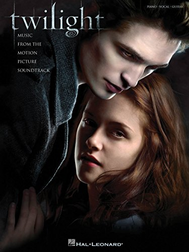Twilight: Music From The Motion Picture (PVG). Partituras para Piano, Voz y Guitarra