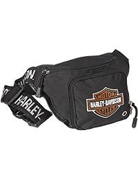 Harley Davidson Logo Belt Bag