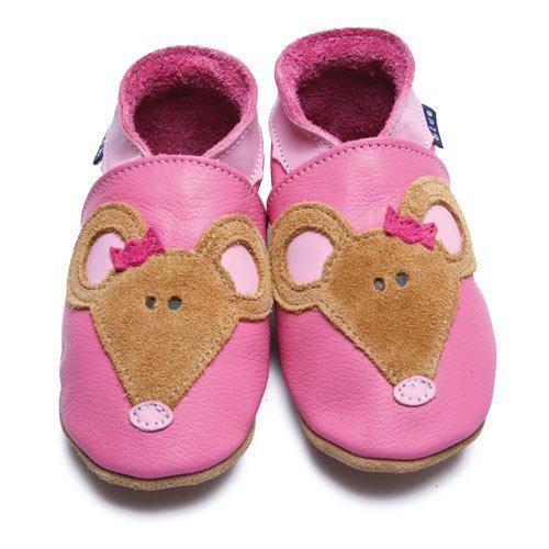 Inch Blue, Jungen Babyschuhe - Lauflernschuhe  rosa 19-20 cm