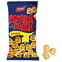 ‏‪Lorenz Monster Munch Cheese - 75 g‬‏