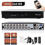 Spécification: Entrée vidéo: 16ch interfaces BNC Sortie HDMI / VGA: Prise en charge jusqu'à 1080P d'affichage Entrée / sortie audio: 2CH / 1CH RCA Qualité d'affichage: VGA / HDMI (1920 * 1080P) Qualité de lecture: 1080N / 720P Mode Enregistrement: Ma...