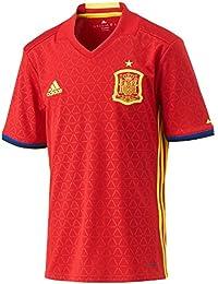 1ª Equipación Federación Española de Fútbol Euro 2016 - Réplica oficial adidas para niños