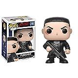 FunKo 11092 Figurina con testa di bobolo di vinile Daredevil Punisher 216