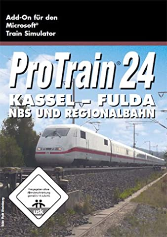 Train Simulator - ProTrain 24: Kassel -
