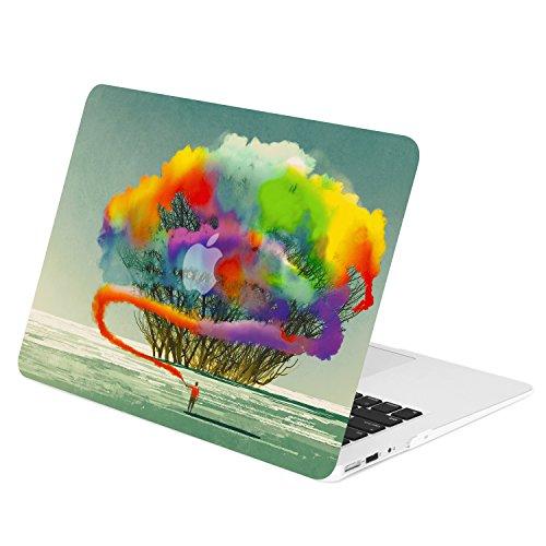 TOP CASE - Art Printing Graphic Hard Case für MacBook Air 13