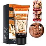 Abdominales Crema, potentes más muscular Anti Celulitis quemar Grasas Peso...