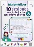 Image de 10 Sesiones para trabajar los contenidos básicos. Cuaderno 6