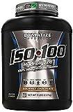 Dymatize Nutrition ISO 100 Whey Protein Powder (5 Llbs,Gourmet Chocolate)