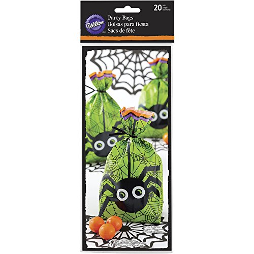 (Wilton Halloween Party-Bags Jack N Ghouls - 20 Stück)