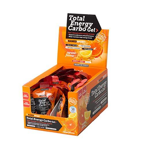 Zoom IMG-1 total energy carbo gel box