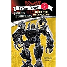 Transformers: Meet the Decepticons (I Can Read - Level 2 (Quality))