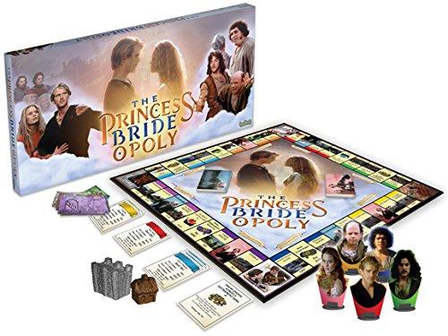Desconocido Monopoly La Princesa Prometida Ingles