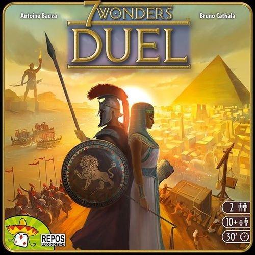 7 Wonders: Duel - Board Game - English